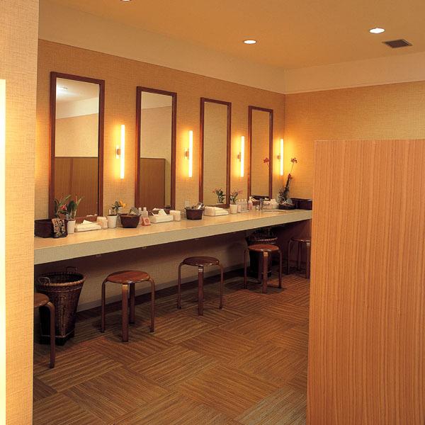 更衣室(ちゅらーゆ)