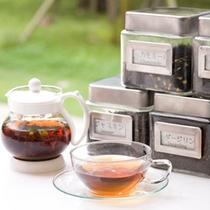 ランチバイキング(種類豊富な紅茶)