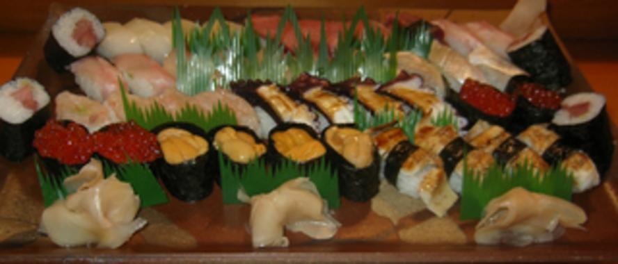 寿司一盛り(大)