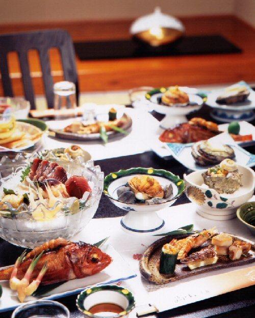 旬の海鮮料理