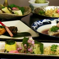 今月は竹の子!毎月メニューの変わる京会席【2011.4月イメージ】