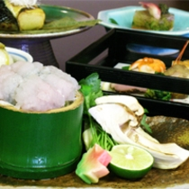 9月は松茸と鱧!!『毎月旬の素材を吟味した』京会席 鱧と松茸のお鍋はおすすめ!!