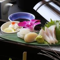 ■【うまかもん会席】夏の味わい御膳(6月~8月)天草の黄金鱧と地魚盛合せ