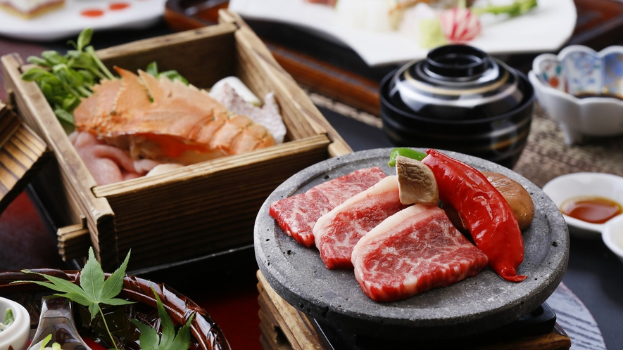 長崎・島原ならではの地産地消のお料理をご堪能下さい。