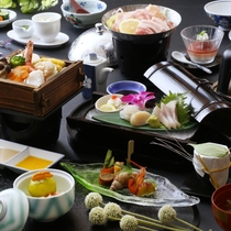 ■【うまかもん会席】夏の味わい御膳(6月~8月)