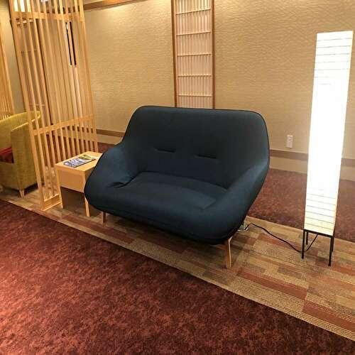 GENJI香専用ラウンジ ソファ