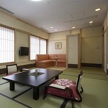 08年OPEN【湯美人倶楽部】コーナー和室49平米・禁煙室