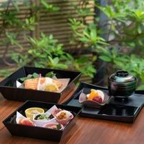 GENJI香宿泊プランご朝食