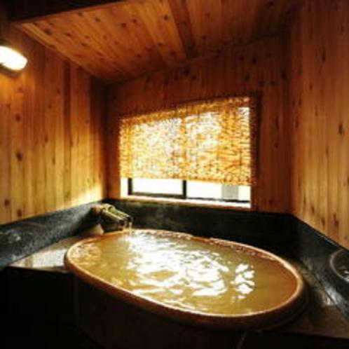 貸切風呂かわら湯