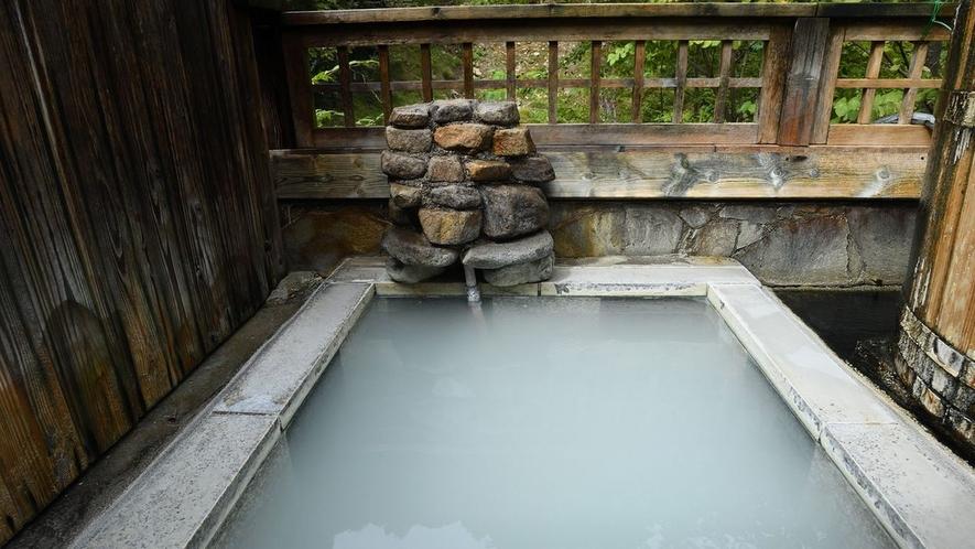 【ロマンの湯】崖の湯
