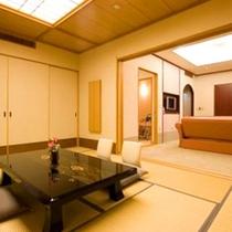 *バリアフリー客室(一例)