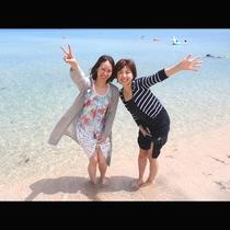 夏はやっぱり海でEnjoy♪