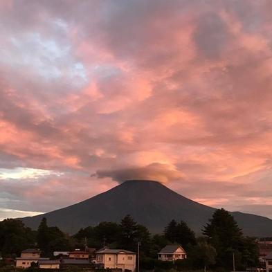 【楽天トラベルセール】 3名以上がお得!『朝食付プラン』■富士河口湖温泉で富士山■