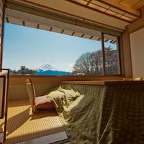 【別館悠楽】富士山展望風呂付和室10畳