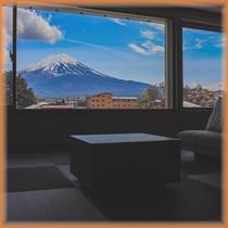 『別館』5階富士眺望風呂付洋室 2021年4月新設