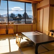 【本館】3F富士山側 和室10畳