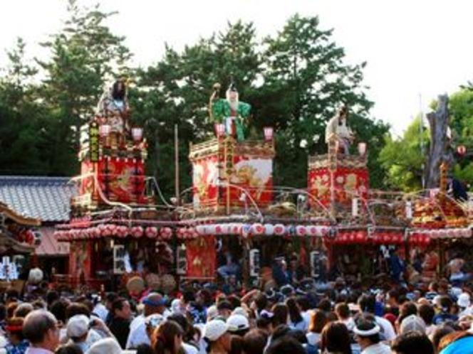 館山夏祭り