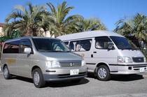 館山駅から無料送迎バスもございます♪(予約制)