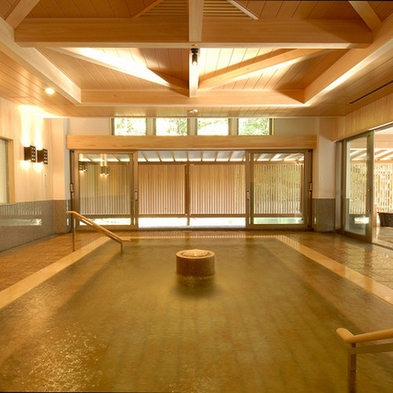 【浜千鳥コース(2名〜5名様)】ご家族・お友達と個室休憩会場でのんびり温泉満喫