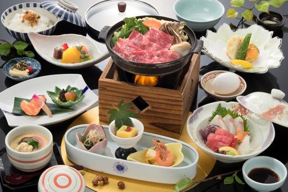 日本料理『小岱』の会席料理プラン【夕・朝食付・遊園地入園券付】★フリーパスは宿泊優待価格で購入可