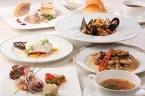 イタリアンディナーコース
