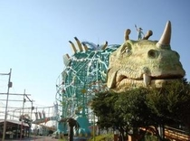 恐竜コースター「GAO」