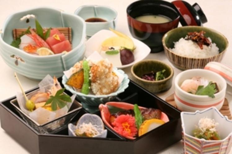 日本料理「小岱」お刺身御膳