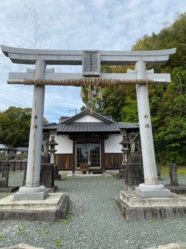 若竹年禰神社