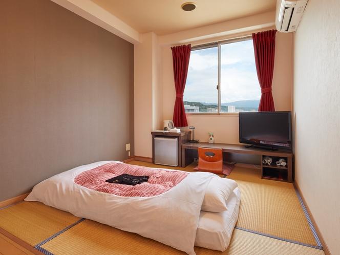 マイナスイオン発生の畳のお部屋