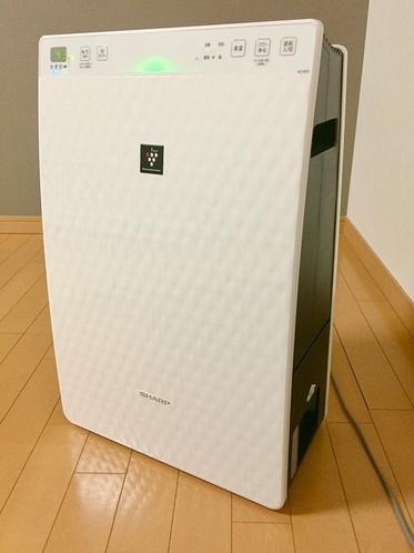 全室プラズマクラスター【加湿空気清浄】設置