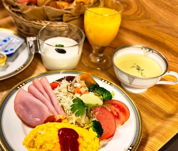 追加朝食(Dセット)