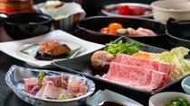 【夕食一例】季節のおまかせ会席