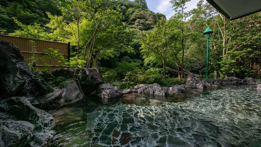 大浴場(露天1)