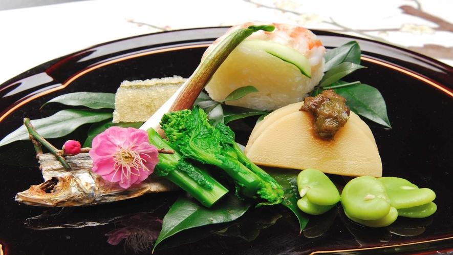【春】前菜一例