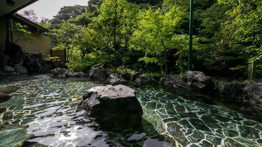大浴場(露天3)
