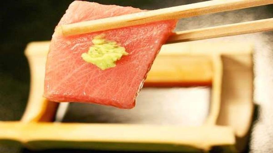 良質な食材を日本全国より仕入ています