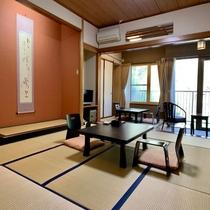 【禁煙和室】12畳+4.5畳次の間付スタンダード客室