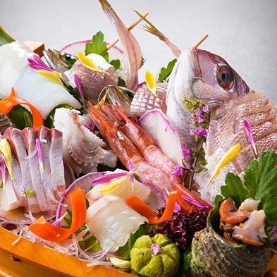 ◆能登3大味覚会席◆お宿すず花のイチオシ★北陸の美味大饗宴♪『のどぐろ・舟盛・鮑』の贅沢会席★