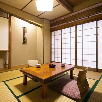 ◆和室8畳◆ひとり旅・ビジネスにオススメ♪