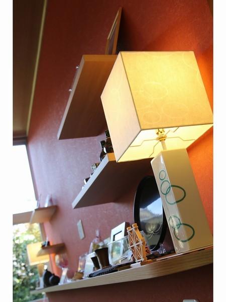 ギャラリー 九谷焼の電燈