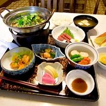 500-500お夕食一例