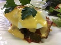 朝食の卵料理