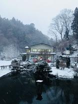 雪景色2018年1月22日
