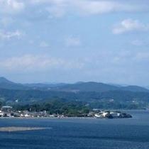 ②浜名湖が