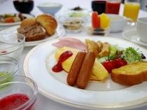 朝食 (イメージ)