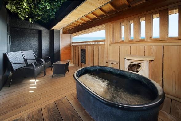 【夕食お部屋だし】☆新渚感プレミアムステイ。*゜☆海の見える温泉・露天風呂付特別室