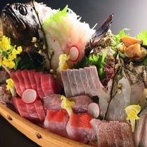 朝獲れの地魚 例え高くても一番ネタしかお出ししません☆