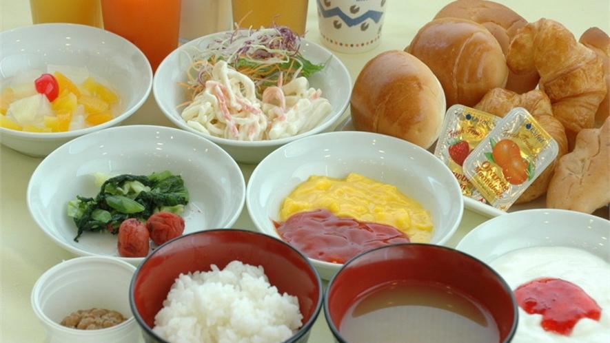 ★無料朝食サービス「エコモニ」