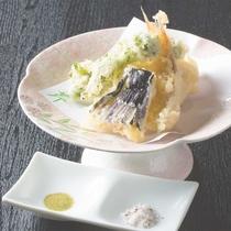 さくさく、季節の天ぷら召しあがれ~*