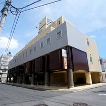 ホテルトレンド水戸_外観